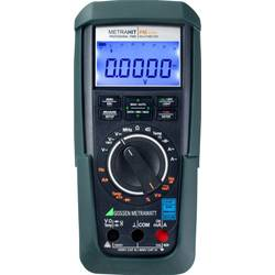 Digitálne/y ručný multimeter Gossen Metrawatt METRAHIT PM XTRA M250A, Kalibrované podľa (DAkkS)