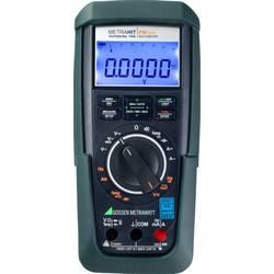 Digitálne/y ručný multimeter Gossen Metrawatt METRAHIT PM TECH M253A, kalibrácia podľa (DAkkS)