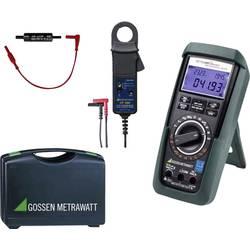 Ručný multimeter Gossen Metrawatt METRAHIT ENERGY DC Power Set M249D, kalibrácia podľa (DAkkS)