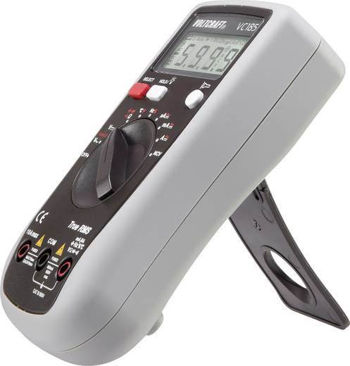 VOLTCRAFT VC185 Hand-Multimeter digital Kalibriert nach: Werksstandard (ohne Zertifikat) CAT III 600 V Anzeige (Counts)
