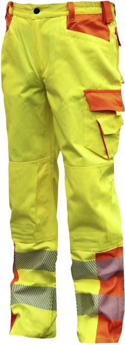 Image of L+D ELDEE 4760-48 Bundhose YO-HiViz Orange, Gelb Größe: 48