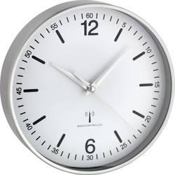 DCF nástenné hodiny TFA 60.3503.02 Funk-Wanduhr 60.3503.02, vonkajší Ø 195 mm