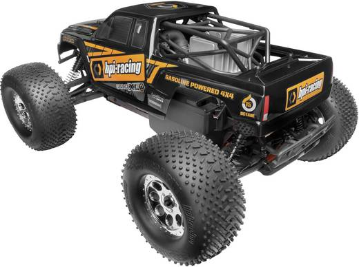 hpi racing savage xl octane 1 8xl rc modellauto benzin. Black Bedroom Furniture Sets. Home Design Ideas