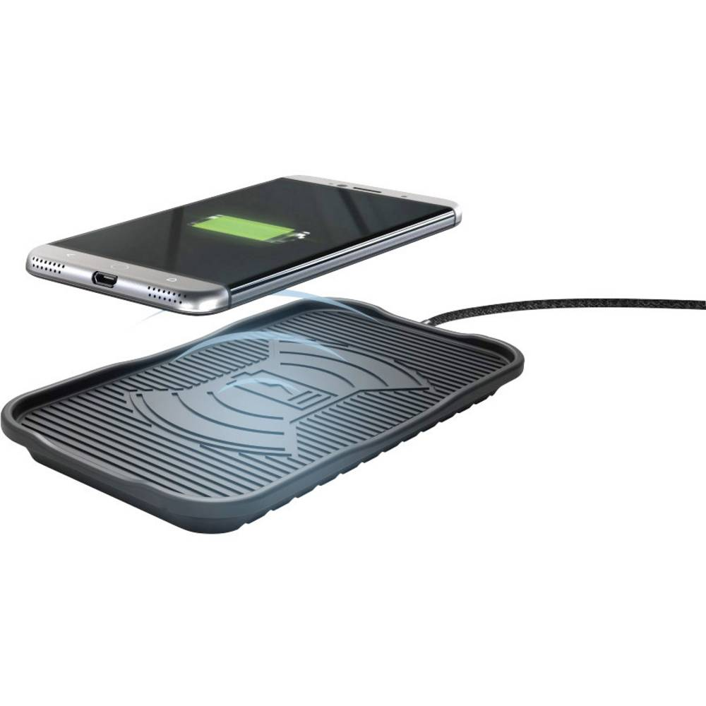 hama wireless charger power pad 178325 outputs in from. Black Bedroom Furniture Sets. Home Design Ideas