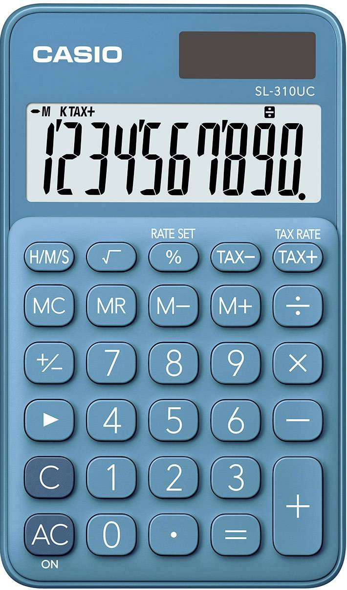 Casio SL 460 L Taschenrechner