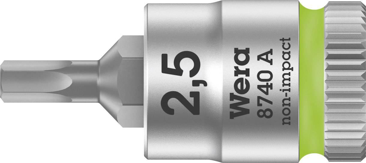 Wera Elektronik-Steckschlüssel  2,5mm