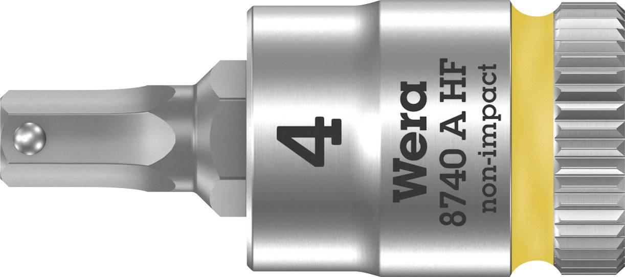 "Wera 8740 A HF Hex-Plus SW 8,0 x 100 mm Zyklop Bitnuss mit 1//4/""-Antrieb mit"