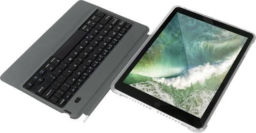 tablet tastatur mit bookcover tucano ipd8gup de bk passend. Black Bedroom Furniture Sets. Home Design Ideas