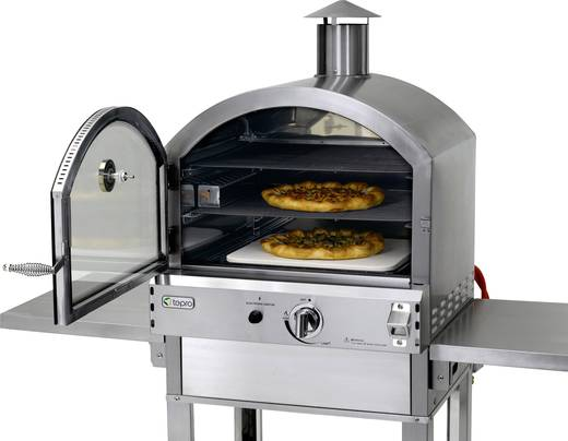 Tepro Holzkohlegrill Philadelphia : Tepro garten santa fe gas pizzaofen 1 brenner edelstahl kaufen