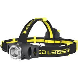LED čelovka Ledlenser iH6 5610, na batérie, 132 g, čierna, žltá