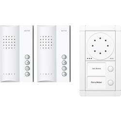 Kabelový domovní telefon Ritto by Schneider RGE1891470 3857205, bílá