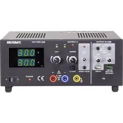 Laboratórny zdroj s nastaviteľným napätím VOLTCRAFT VLP-1303 USB, 0 - 30 V, 0.01 - 3 A, 123 W