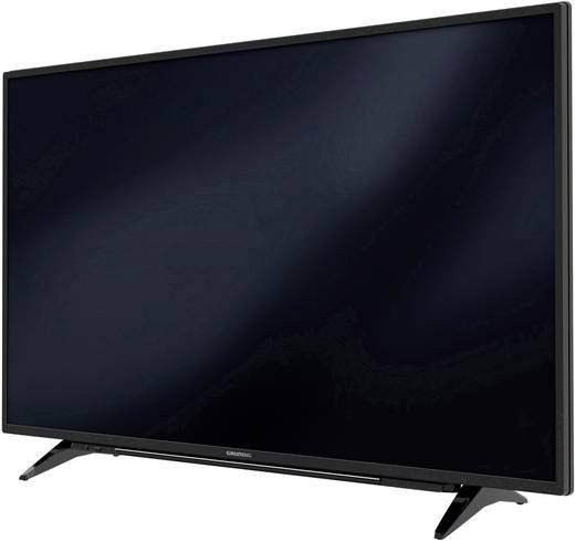 Grundig 43 VLX 7710 BP LED-TV 108 cm 43 Zoll EEK A CI+, DVB-C, DVB-S, DVB-T, DVB-T2, PVR ready, UHD, WLAN Schwarz