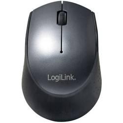 Optická bezdrôtová myš LogiLink ID0160 ID0160, čierna