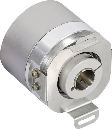 Posital Fraba Absolut Drehgeber 1 St. UCD-S101B-2012-HSS0-PAQ Magnetisch Sackloch-Hohlwelle 58 mm