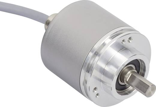 Posital Fraba Absolut Drehgeber 1 St. UCD-S101G-1213-L06S-2AW Magnetisch Klemmflansch 58 mm