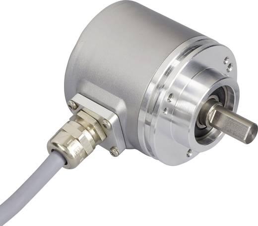Posital Fraba Absolut Drehgeber 1 St. UCD-S101G-0012-L06S-2RW Magnetisch Klemmflansch 58 mm