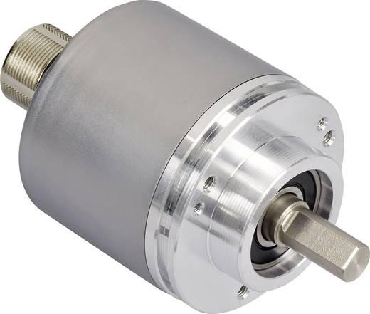 Posital Fraba Absolut Drehgeber 1 St. UCD-S101B-2012-L060-PAL Magnetisch Klemmflansch 58 mm