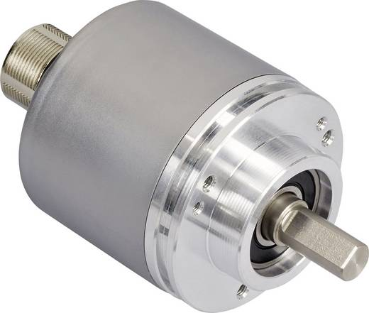 Posital Fraba Absolut Drehgeber 1 St. UCD-S101G-0012-L060-PAL Magnetisch Klemmflansch 58 mm