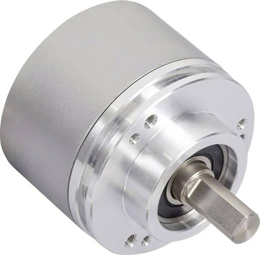 Posital Fraba Absolut Drehgeber 1 St. UCD-SLF2B-0016-L12S-PAQ Magnetisch Klemmflansch 58 mm