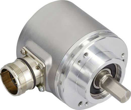 Posital Fraba Absolut Drehgeber 1 St. UCD-S101B-2012-L060-PRL Magnetisch Klemmflansch 58 mm