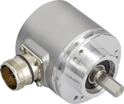 Posital Fraba Absolut Drehgeber 1 St. UCD-SLF2B-1616-L060-PRL Magnetisch Klemmflansch 58 mm