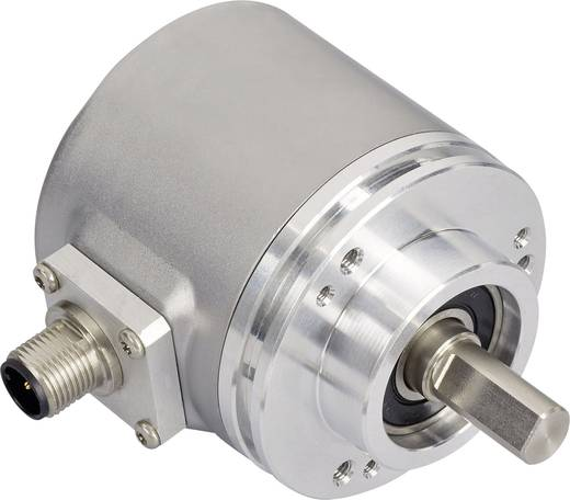 Posital Fraba Absolut Drehgeber 1 St. UCD-SLF2B-0016-L06S-PRQ Magnetisch Klemmflansch 58 mm
