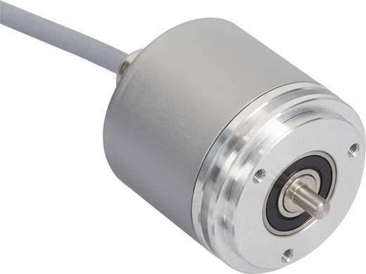 Posital Fraba Absolut Drehgeber 1 St. UCD-S101G-2012-Y06S-2AW Magnetisch Synchronflansch 58 mm