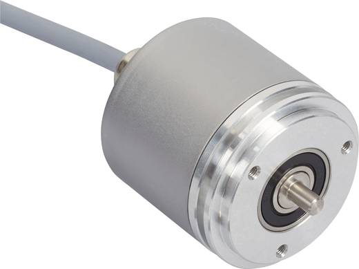 Posital Fraba Absolut Drehgeber 1 St. UCD-S101G-2012-Y10S-2AW Magnetisch Synchronflansch 58 mm