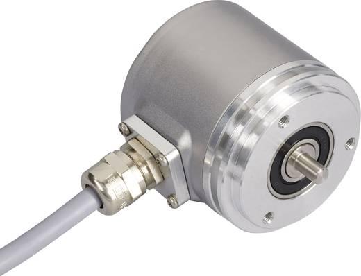 Posital Fraba Absolut Drehgeber 1 St. UCD-S101B-2012-Y060-2RW Magnetisch Synchronflansch 58 mm