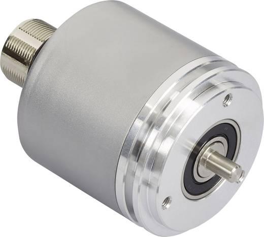 Posital Fraba Absolut Drehgeber 1 St. UCD-S101B-2012-Y10S-PAL Magnetisch Synchronflansch 58 mm