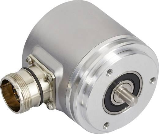 Posital Fraba Absolut Drehgeber 1 St. UCD-S101G-1212-Y06S-PRL Magnetisch Synchronflansch 58 mm