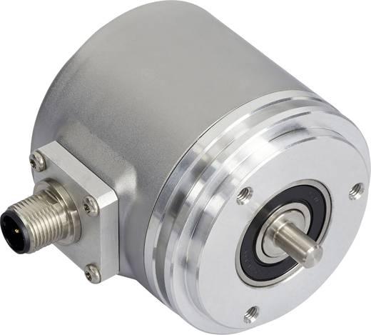 Posital Fraba Absolut Drehgeber 1 St. UCD-S101B-2012-Y10S-PRQ Magnetisch Synchronflansch 58 mm