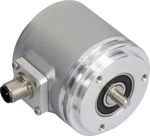 Posital Fraba Absolut Drehgeber 1 St. UCD-S101G-2012-Y100-PRQ Magnetisch Synchronflansch 58 mm