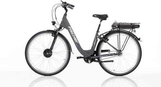 fischer fahrrad ecu1801 e bike mit trittantrieb anthrazit. Black Bedroom Furniture Sets. Home Design Ideas