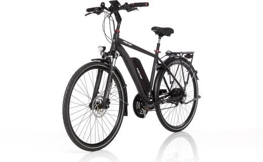 fischer fahrrad eth1822 e bike mit trittantrieb anthrazit. Black Bedroom Furniture Sets. Home Design Ideas