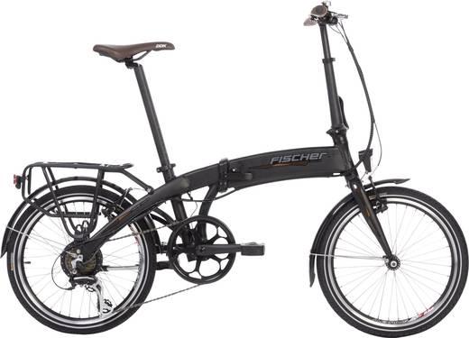 fischer fahrrad faltrad 20 e bike mit trittantrieb. Black Bedroom Furniture Sets. Home Design Ideas
