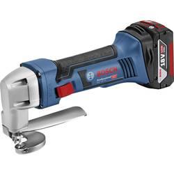 Bosch Professional GSC 18V-16 Aku nůžky na plech GSC 18 V-16 vč. 2. Akumulátor