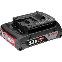 Náhradný akumulátor pre elektrické náradie, Bosch Professional GBA 18V 1600A012UV, 18 V, 3 Ah, Li-Ion akumulátor