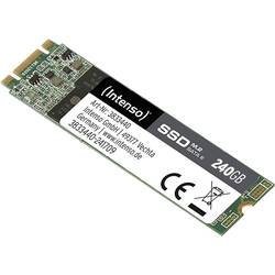 Interní SSD disk SATA M.2 2280 240 GB Intenso High Performance Retail 3833440 M.2 SATA 6 Gb/s