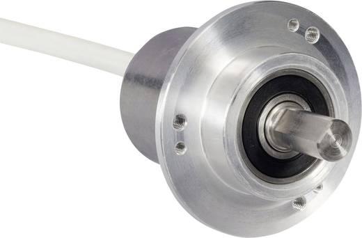 Posital Fraba Absolut Drehgeber 1 St. UCD-SLF2B-0016-M100-2AW Magnetisch Klemmflansch 58 mm