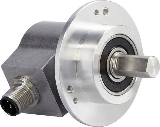 Posital Fraba Absolut Drehgeber 1 St. UCD-S101G-0013-M100-PRQ Magnetisch Klemmflansch 58 mm
