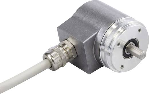 Posital Fraba Absolut Drehgeber 1 St. UCD-S101B-2012-R100-2RW Magnetisch Synchronflansch 36 mm