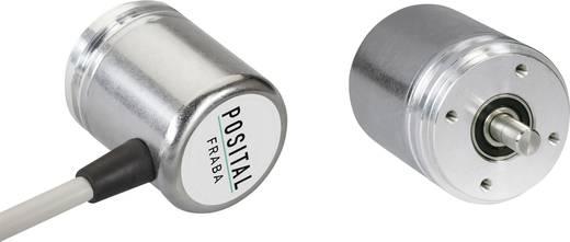 Posital Fraba Absolut Drehgeber 1 St. UCD-S101G-2012-R06A-2RW Magnetisch Synchronflansch 36 mm