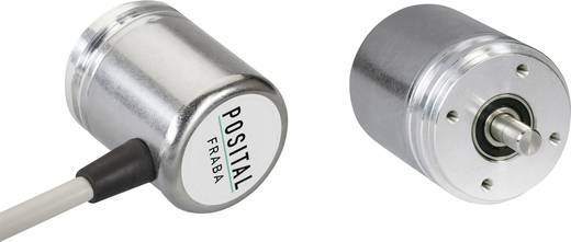 Posital Fraba Absolut Drehgeber 1 St. UCD-SLF2B-0016-R10A-2RW Magnetisch Synchronflansch 36 mm