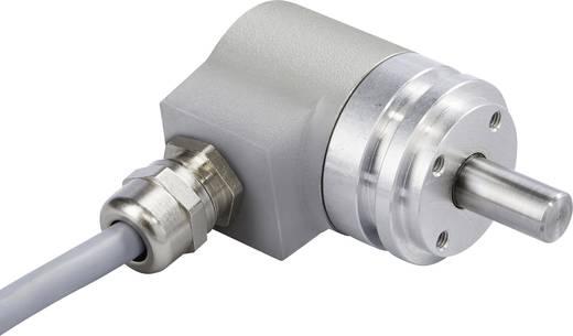 Posital Fraba Absolut Drehgeber 1 St. UCD-S101B-2012-D10D-2RW Magnetisch Synchronflansch (Heavy-Duty) 36 mm