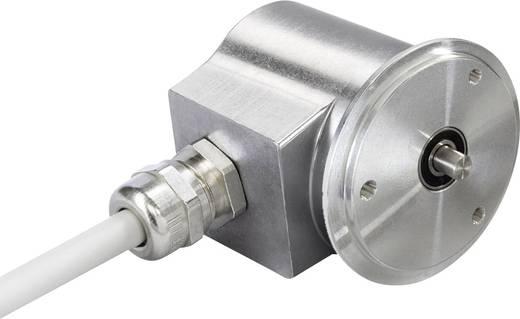 Posital Fraba Absolut Drehgeber 1 St. UCD-SLF2B-1616-NA10-2RW Magnetisch Synchronflansch 58 mm