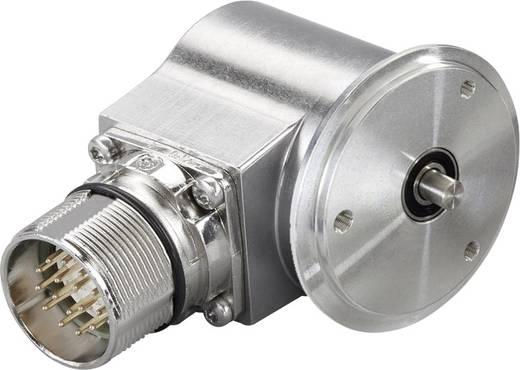 Posital Fraba Absolut Drehgeber 1 St. UCD-S101G-0013-N060-PRL Magnetisch Synchronflansch 58 mm