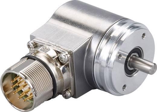 Posital Fraba Absolut Drehgeber 1 St. UCD-S101G-1212-R060-PRL Magnetisch Synchronflansch 36 mm