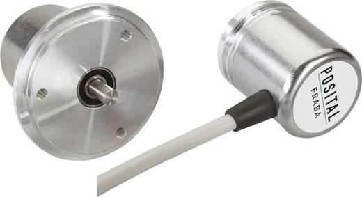 Posital Fraba Absolut Drehgeber 1 St. UCD-SLF2B-0016-NA1A-2RW Magnetisch Synchronflansch 58 mm